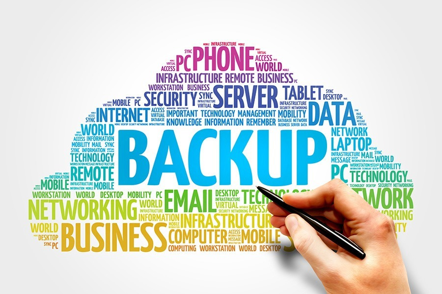 Many Options Exist to Back Up Computer Data & Prevent Loss