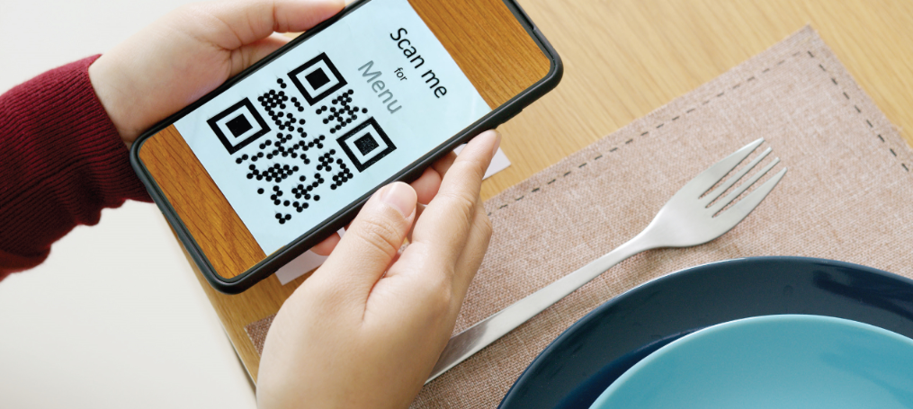 QR Codes Make a Comeback